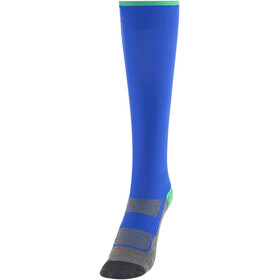 Gococo Compression Superior - Calcetines Running - azul
